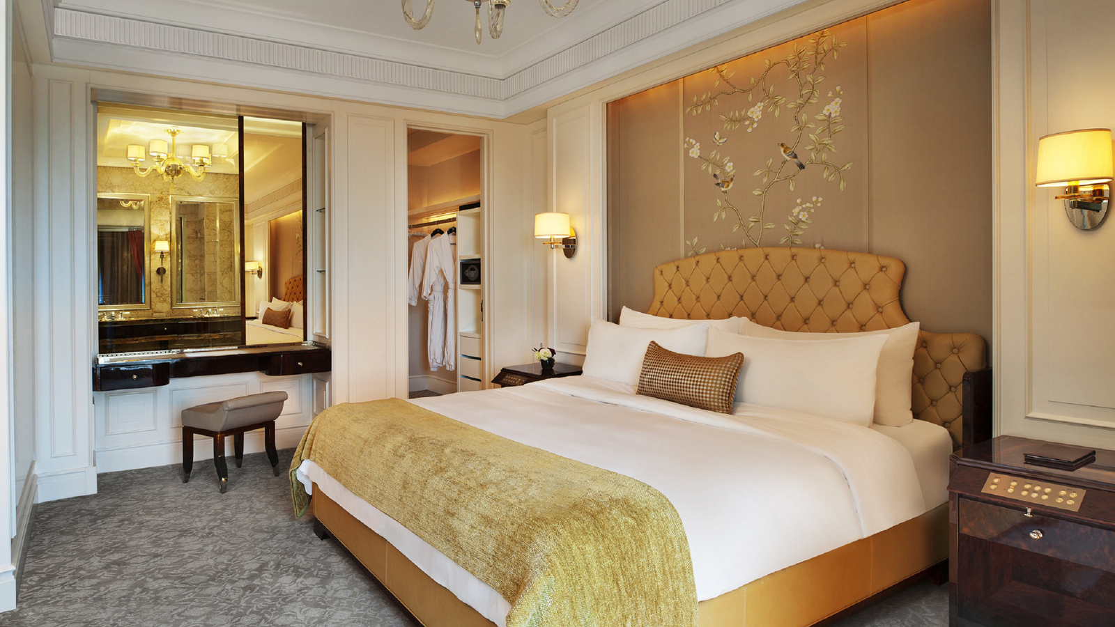 Hotel Rooms in Singapore  The St Regis Singapore